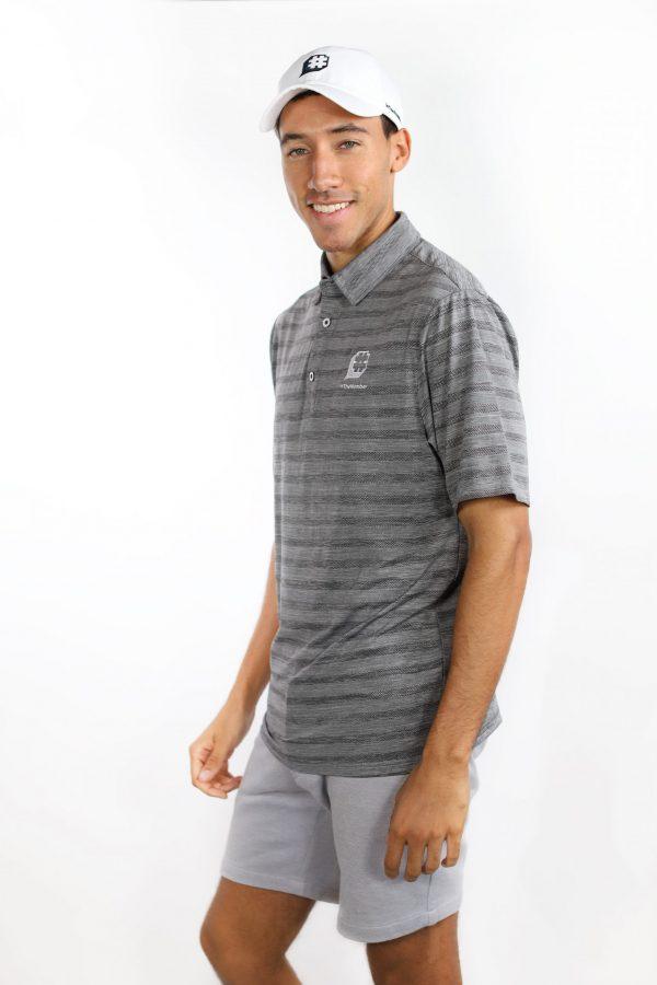 #ITN Polo, Grey