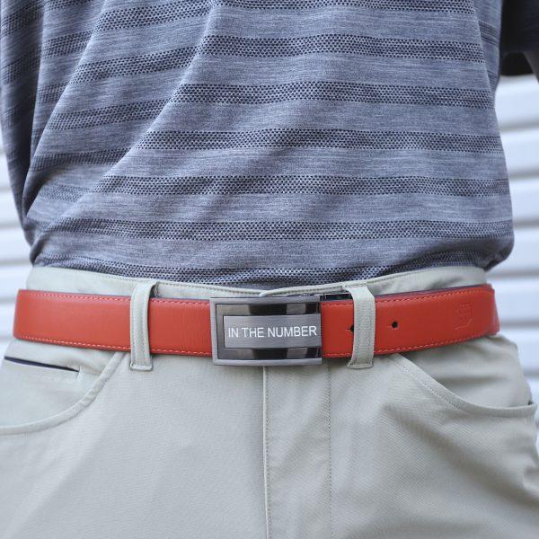 #ITN Golf Belt, Reversible